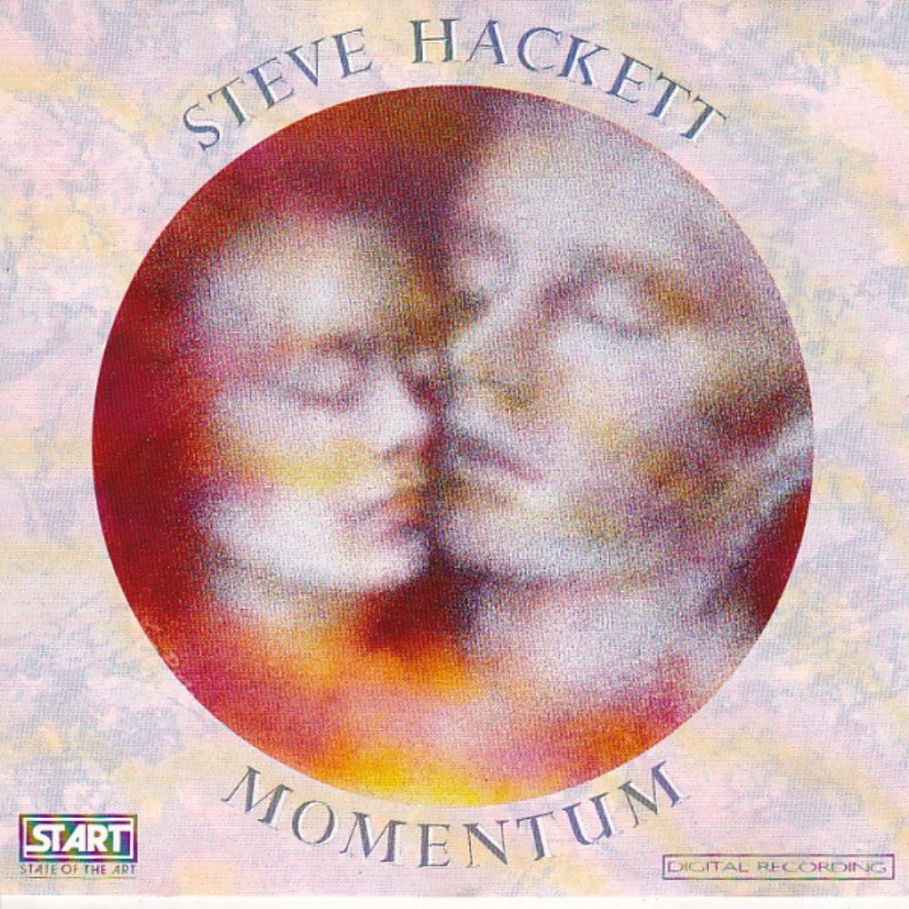 Steve Hackett - Momentum CD (album) cover