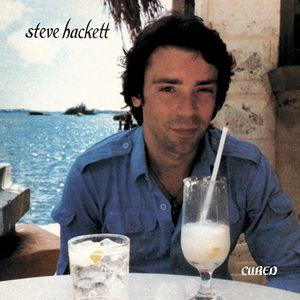 Steve Hackett - Cured  CD (album) cover