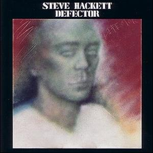 Steve Hackett Defector album cover