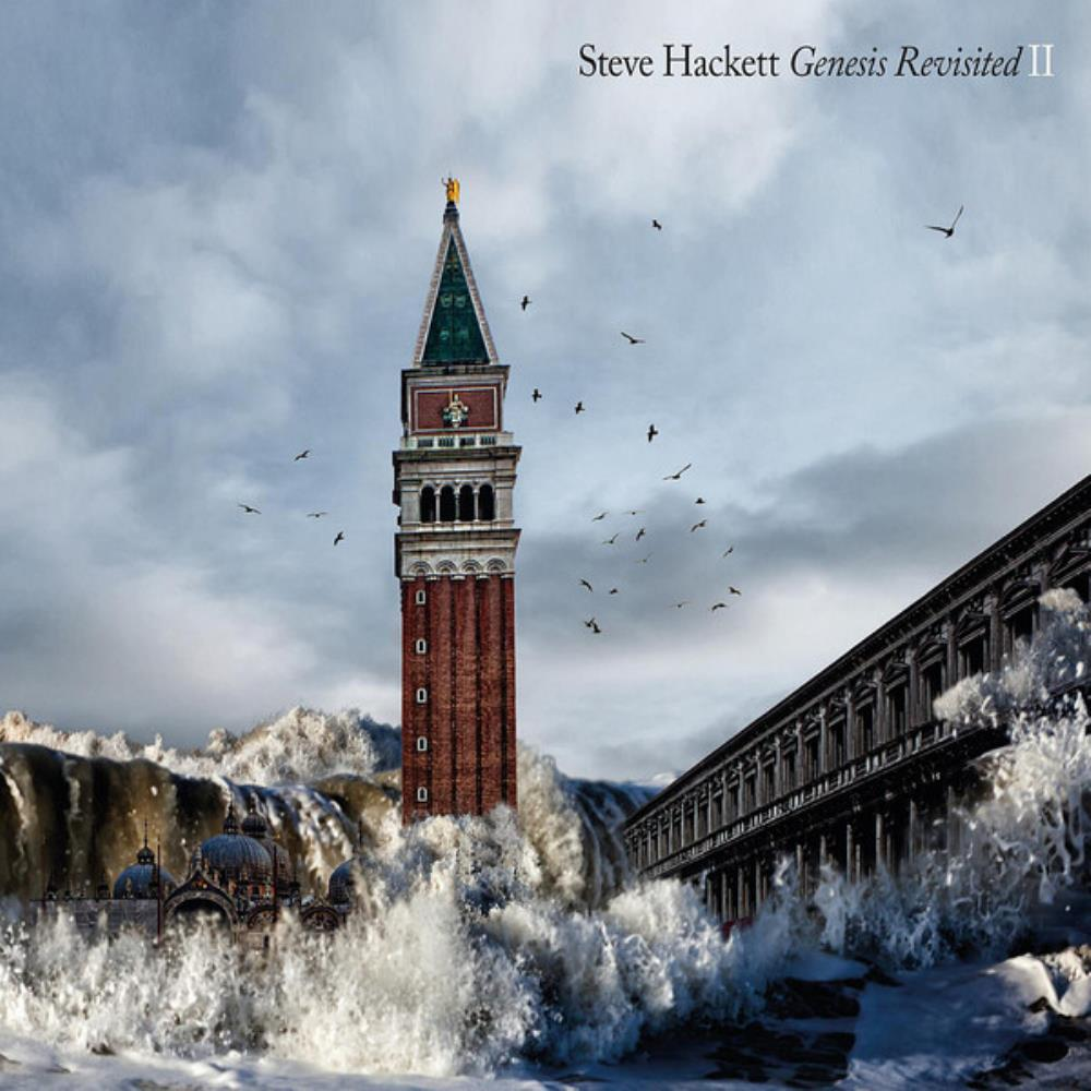 Genesis Revisited II by HACKETT, STEVE album cover