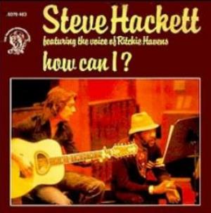 How Can I? by HACKETT, STEVE album cover