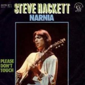 Narnia by HACKETT, STEVE album cover