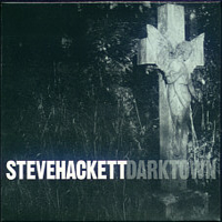Steve Hackett Darktown album cover