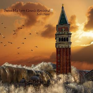 Steve Hackett Genesis Revisited II: Selection album cover