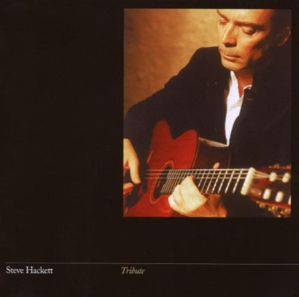 Steve Hackett - Tribute CD (album) cover
