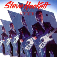 Steve Hackett - Time Lapse   CD (album) cover