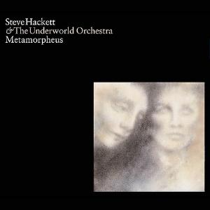 Steve Hackett Metamorpheus album cover