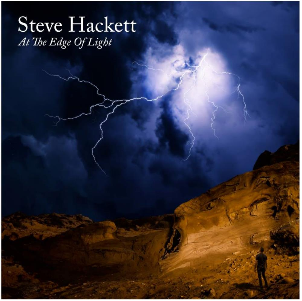 At The Edge Of Light by HACKETT, STEVE album cover