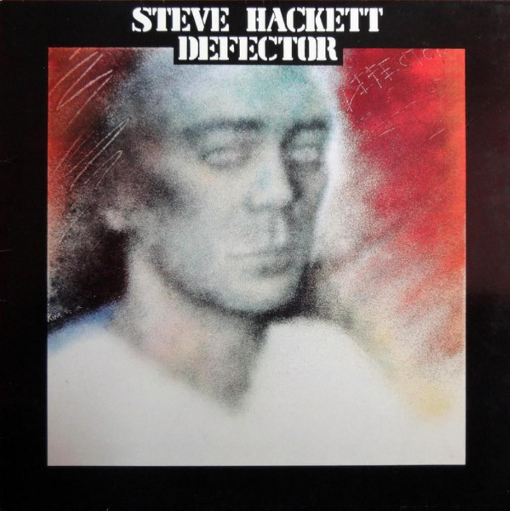 Steve Hackett - Defector CD (album) cover