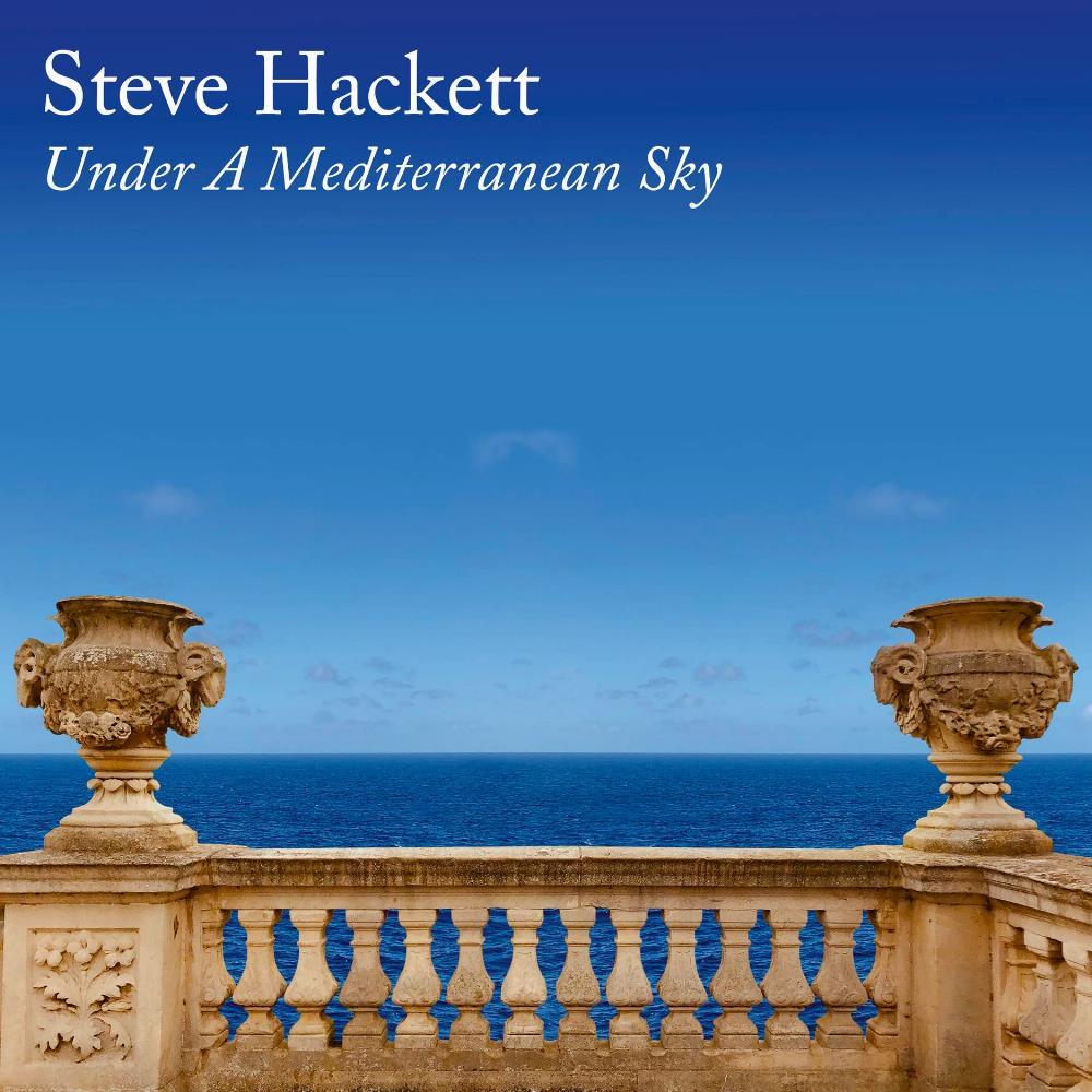 Under a Mediterranean Sky by HACKETT, STEVE album cover