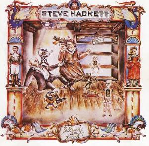 Steve Hackett - Please Don't Touch! CD (album) cover