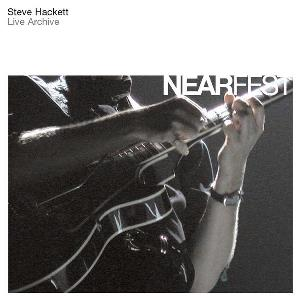 Live Archive NEARfest by HACKETT, STEVE album cover