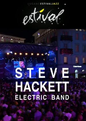 Steve Hackett Estival Jazz Lugano album cover