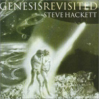 Steve Hackett -  Genesis Revisited CD (album) cover