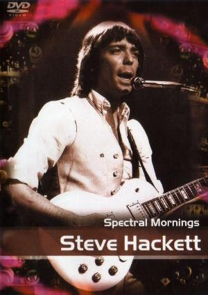 Steve Hackett Spectral Mornings (DVD) album cover