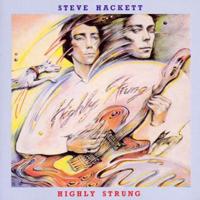Steve Hackett - Highly Strung CD (album) cover
