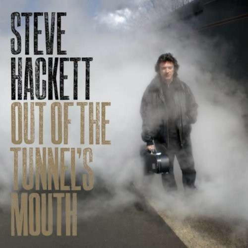 Steve Hackett - Out of the Tunnel's Mouth CD (album) cover