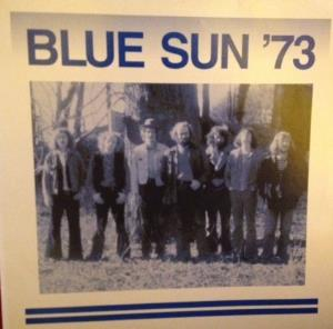 Blue Sun '73 album cover