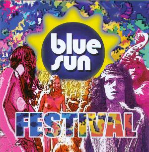 Blue Sun Festival album cover