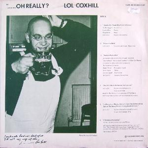 Miller & Coxhill The Story So Far... ...Oh Really? album cover