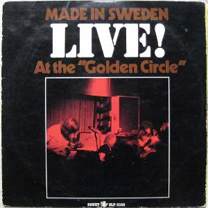 Made In Sweden Live! At The Golden Circle album cover