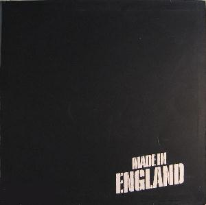 Made In Sweden - Made In England CD (album) cover