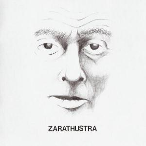 Zarathustra - Zarathustra CD (album) cover