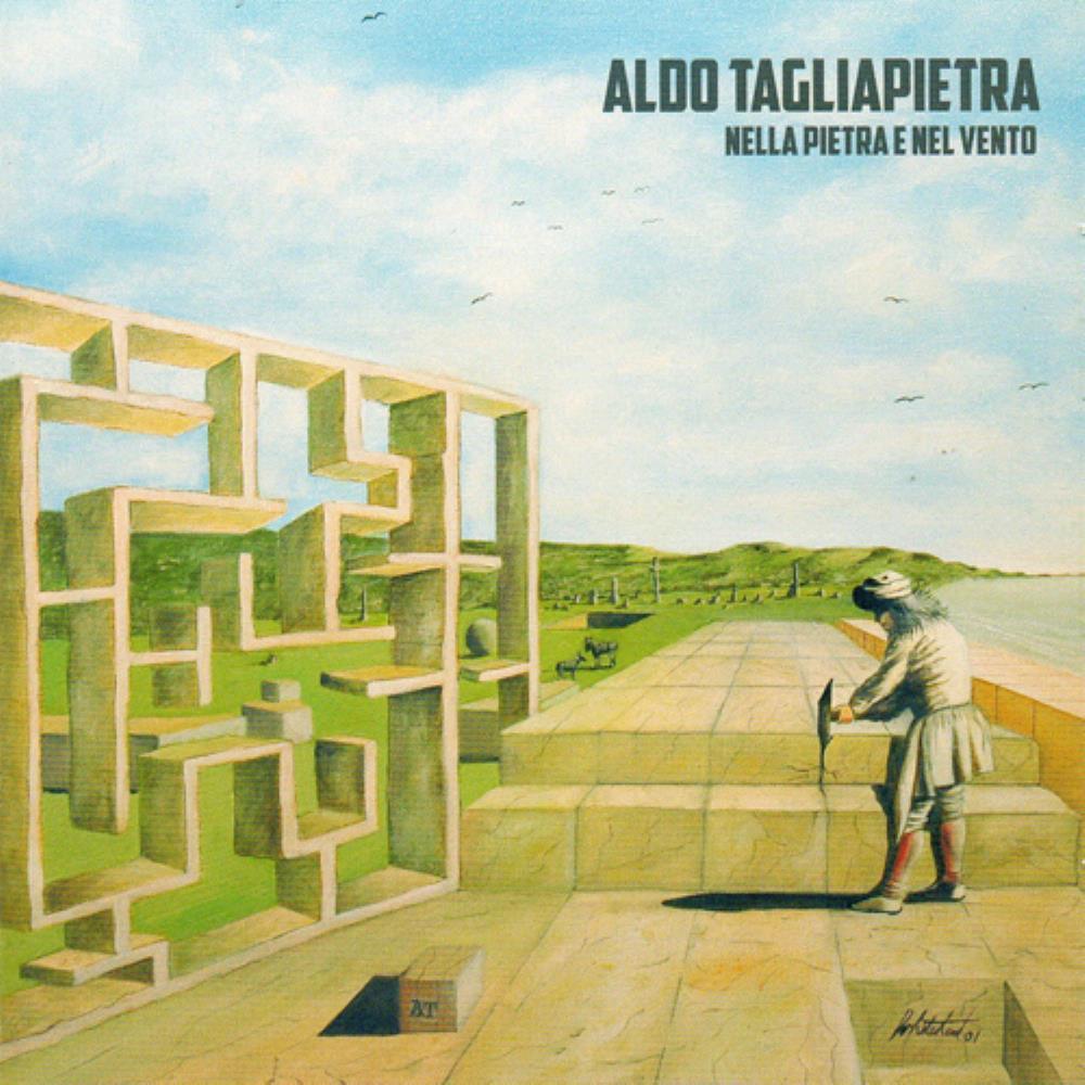 Nella Pietra E Nel Vento by TAGLIAPIETRA, ALDO album cover