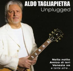 Aldo Tagliapietra Unplugged album cover