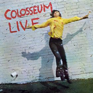 Colosseum Live  by COLOSSEUM album cover