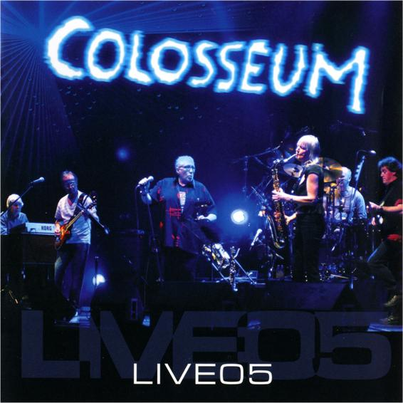 Live 05 by COLOSSEUM album cover