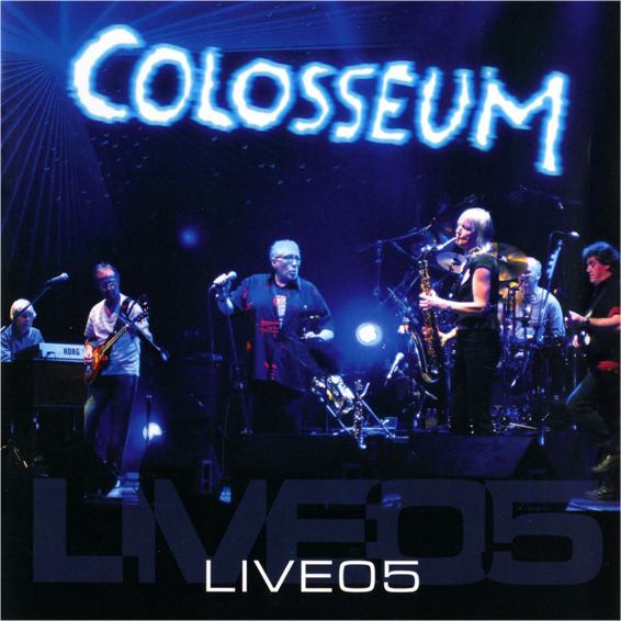 Live 05 by COLOSSEUM album cover