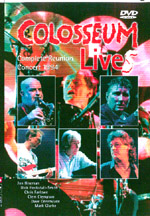 Colosseum - Colosseum Lives (DVD) CD (album) cover