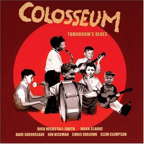 Colosseum Tomorrow's Blues album cover