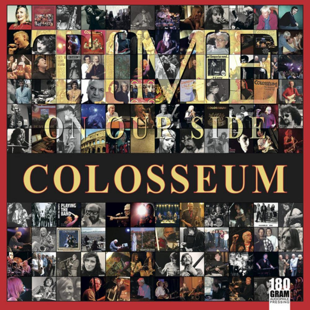Colosseum Time On Our Side album cover