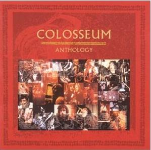 Colosseum - The HTD Anthology CD (album) cover
