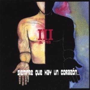 Siempre Que Hay Un Corazón... by TRIO, EL album cover