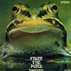 Froggie Beaver - From The Pond CD (album) cover
