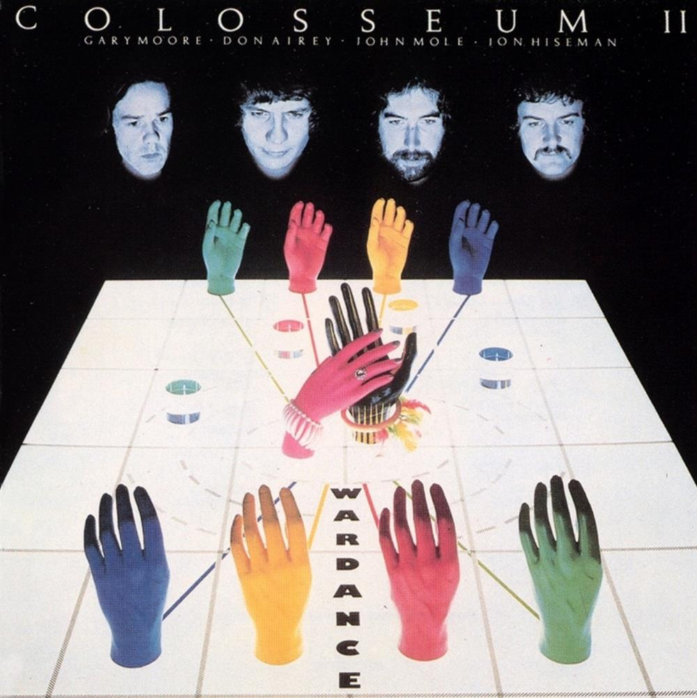 War Dance by COLOSSEUM II album cover