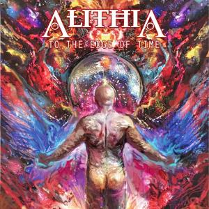 To The Edge Of Time by ALITHIA album cover