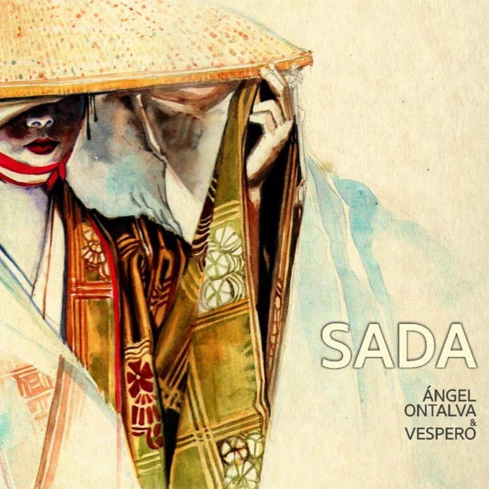 Ángel Ontalva & Vespero: Sada by ONTALVA, ÁNGEL album cover