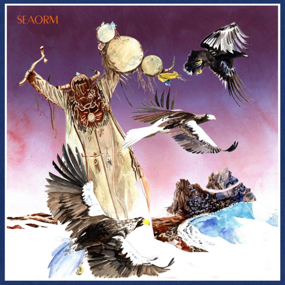 Olkhon (as Seaorm) by ONTALVA, ÁNGEL album cover