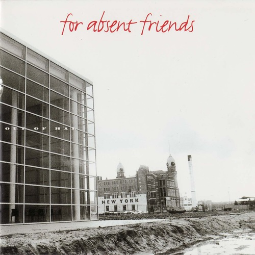 For Absent Friends - FAF Out Of HAL CD (album) cover