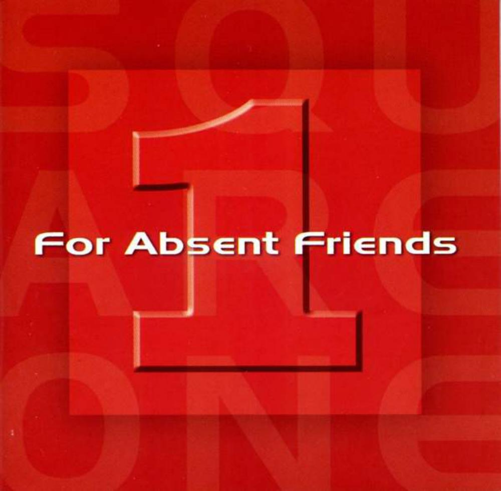 Square One by FOR ABSENT FRIENDS album cover