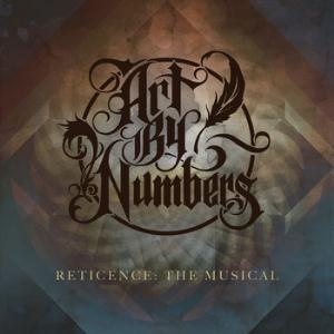 Art By Numbers - Reticence: The Musical CD (album) cover