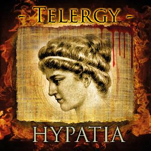 Hypatia by TELERGY album cover