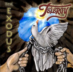 Telergy - The Exodus CD (album) cover