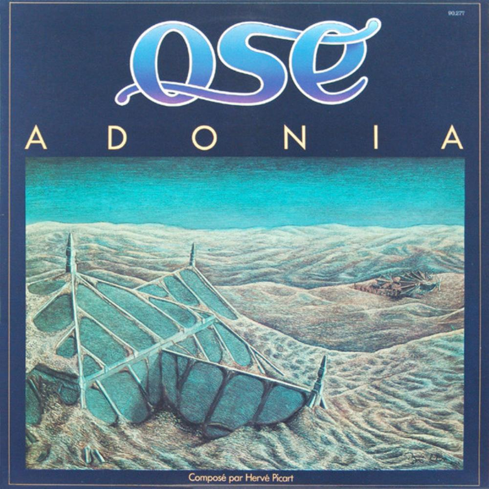Adonia by OSE album cover