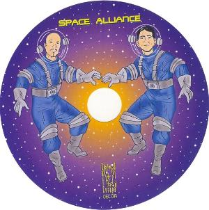 Space Alliance Volume 2  album cover