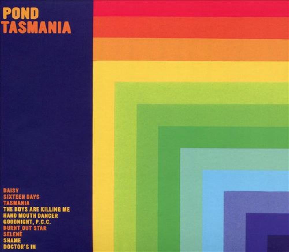 Tasmania by POND album cover